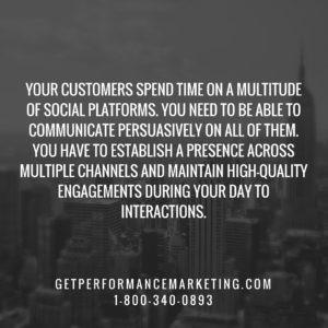 Operate Across Multiple Social Platforms