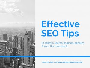 Stay Penalty-Free to Reap the Rewards of SEO