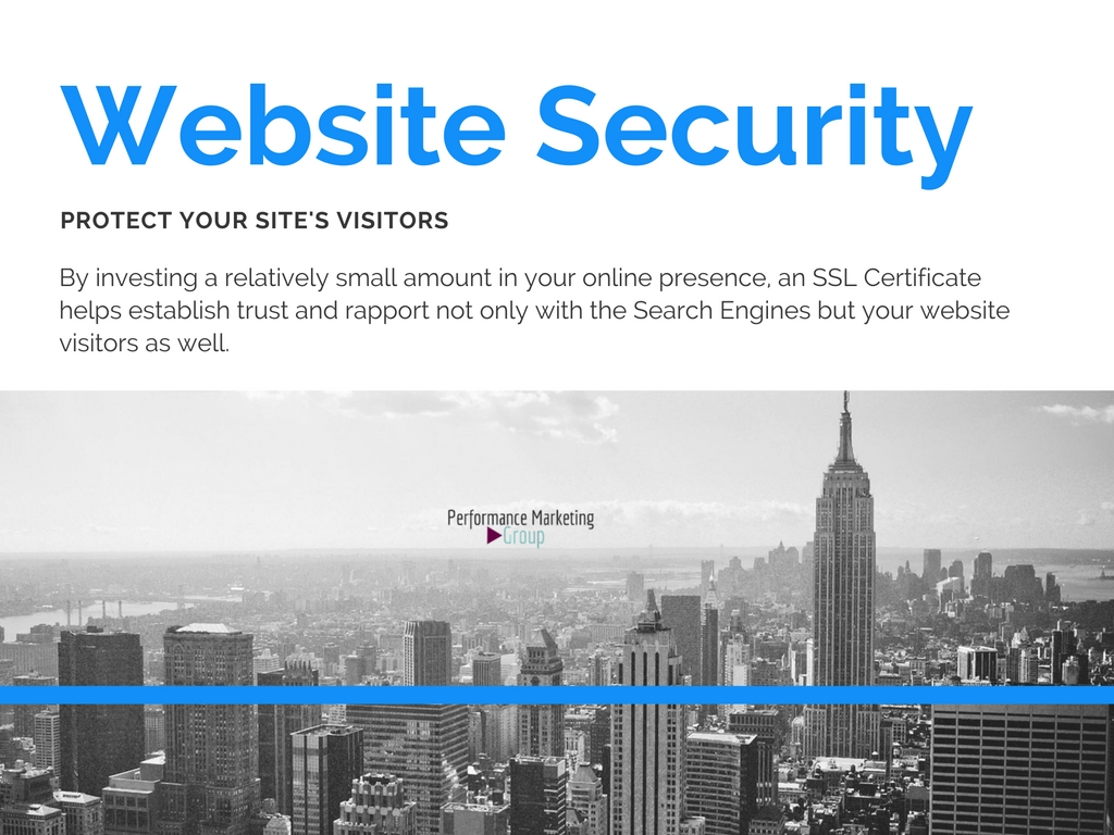 Protect Your Website's Visitors