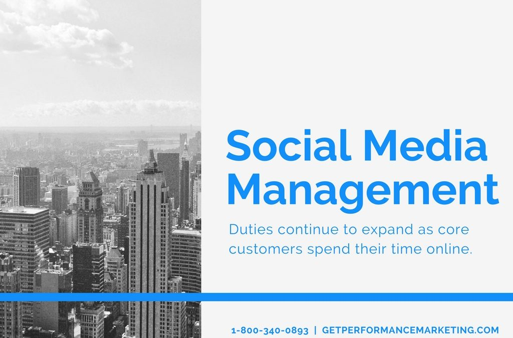 Social Media Management Services Are Crucial for Small Businesses