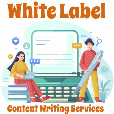 White Label Content Writing Services