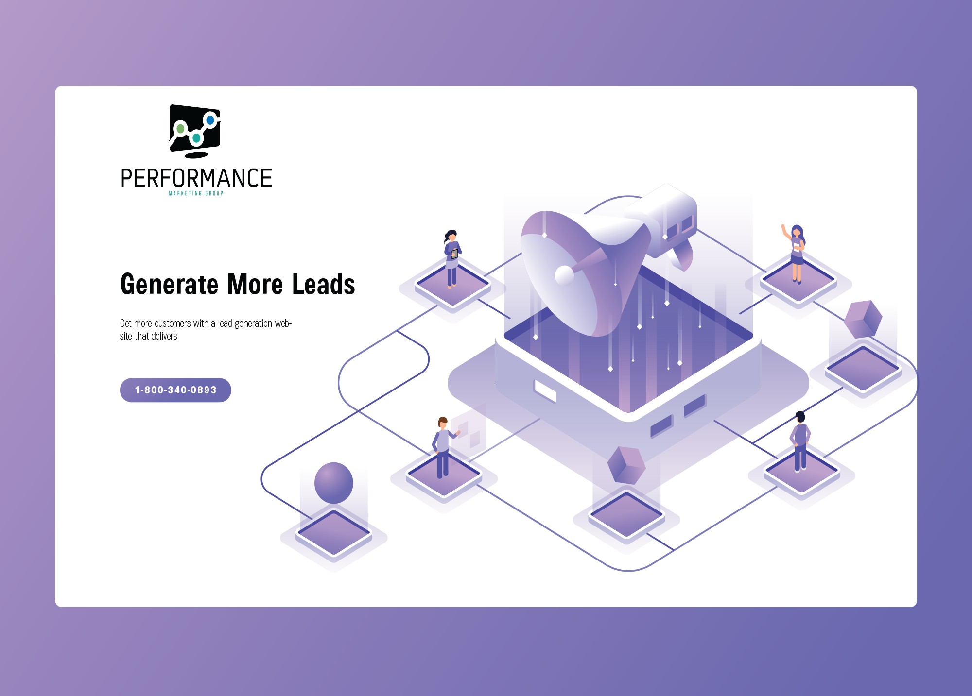 Header About Generating More B2B Leads