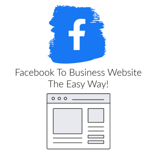 Facebook To Business Website The Easy Way
