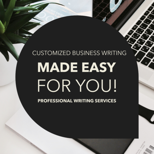 Custom Business Writing Services