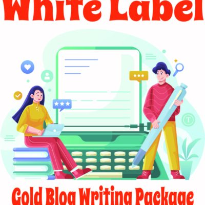 Gold Blog Writing Package