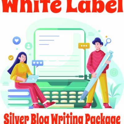 Silver Blog Writing Package