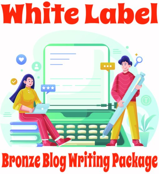 Bronze Blog Writing Package