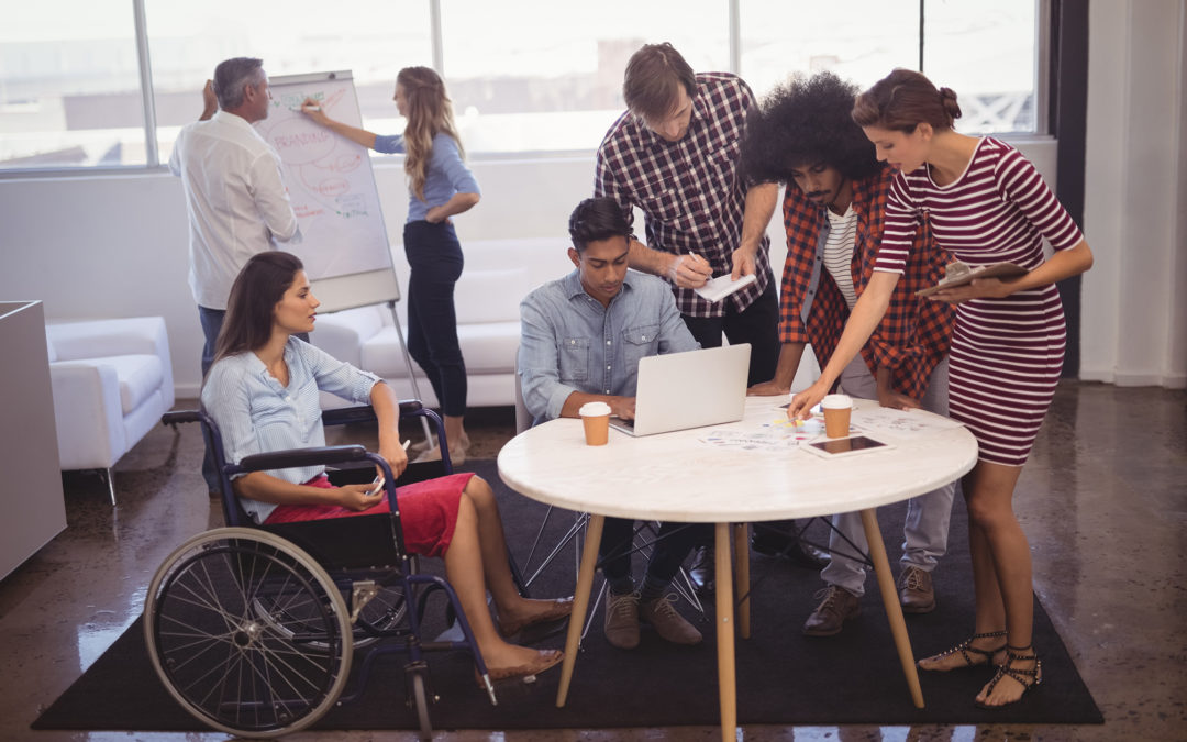 The ADA and Your Website: Ensuring Inclusion for Millions of Disabled People