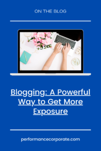 Unleash The Power Of Business Blogging